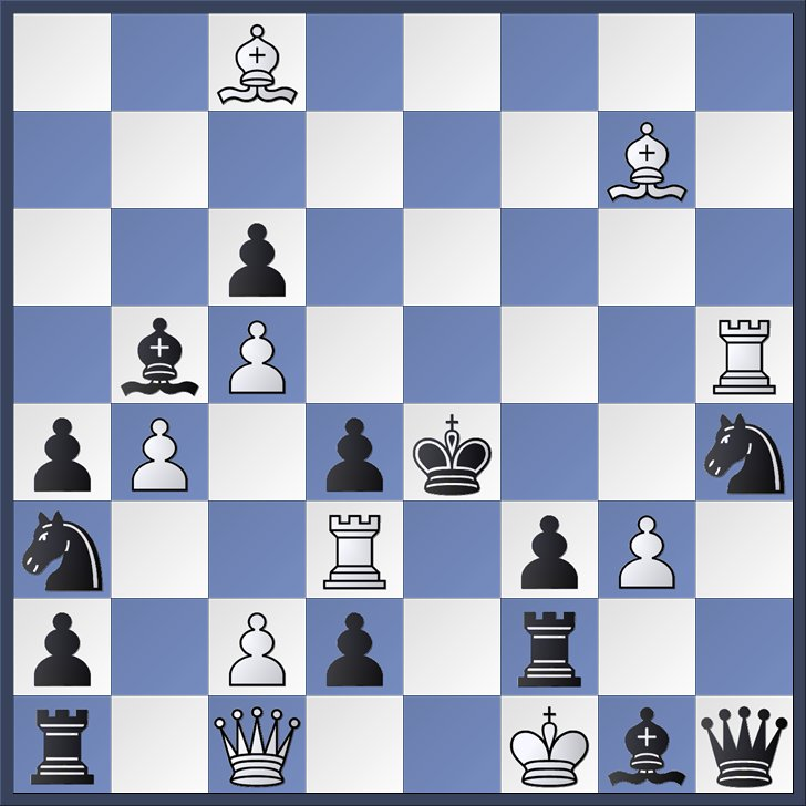 Sunday Chess Problem Scienceblogs